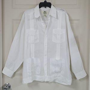 Mojito collection linen shirt